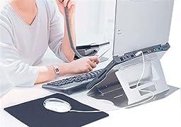 Swivel Laptop Holder