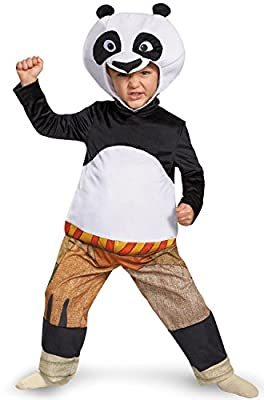 Disguise Panda-Po Deluxe Toddler Costume from Disguise Costumes - Toys Division