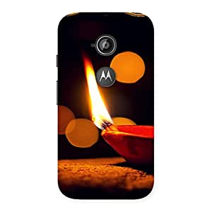 Special Positive Enlight Back Case Cover for Moto E 2nd Gen