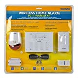 Shop Wireless Home Alarm: Do-It_Yourself Kit With Low Price