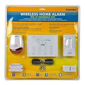 wireless home alarm do it yourself kit home security systems camera photo. Black Bedroom Furniture Sets. Home Design Ideas