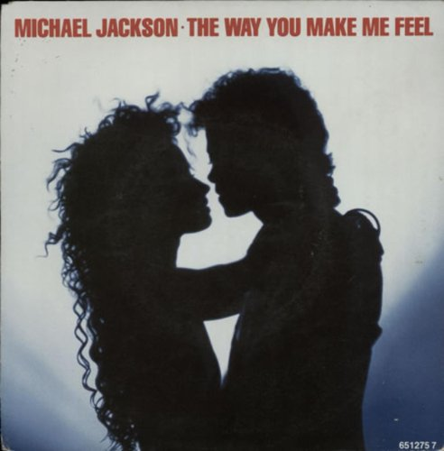 Original album cover of The Way You Make Me Feel by Michael Jackson