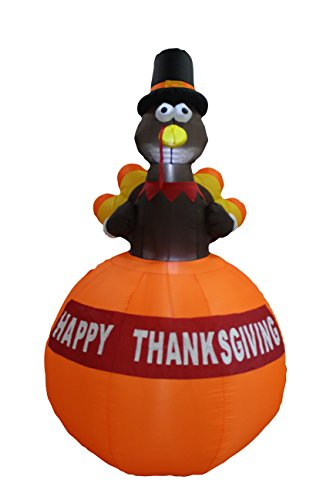 Decorating Ideas > Thanksgiving Inflatables And Outdoor Yard Decorations  ~ 184201_Thanksgiving Yard Decorations Inflatable