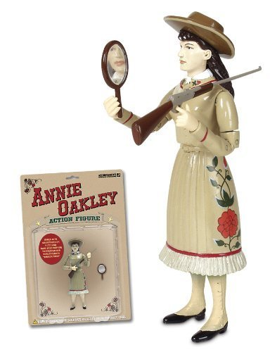 Accoutrements Annie Oakley Action Figure by Accoutrements