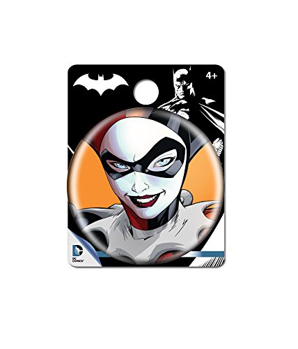 DC Comics Harley Quinn Single Button Pin Action Figure - 1