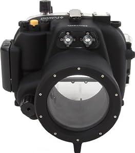 Polaroid Carcasa submarina sumergible apta para buceo SLR Cámara