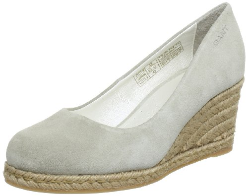 Gant Dailly dry sand suede Pumps Women grey Grau (dry sand) Size: 7 (41 EU)