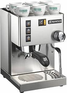 Rancilio HSD-SILVIA Silvia Espresso Machine from Rancilio