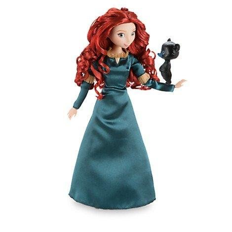official-disney-merida-30cm-brave-classic-doll-with-bear