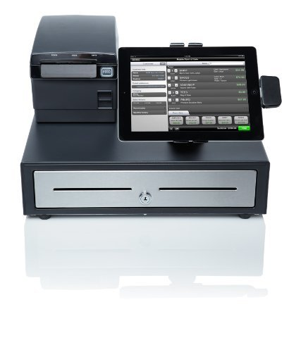NCR Silver POS Cash Register System (Cash Register With Inventory compare prices)