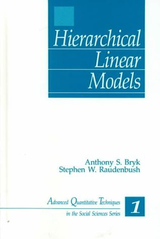 Hierarchical Linear Models: Applications and Data Analysis Methods (Hierarchical Linear Models compare prices)