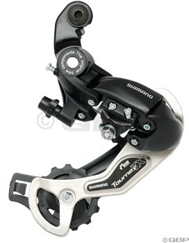 Buy Low Price Shimano RD-TX35 Tourney Rear Derailleur (SGS Long Cage 6/7 Speed Regular Mount) (ERDTX35D)