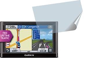 2x Garmin Nüvi 66LMT PREMIUM Displayschutzfolie Bildschirmschutzfolie kristallklar von 4ProTec