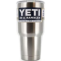 Yeti Rambler Tumbler Stainless Steel, 30 oz