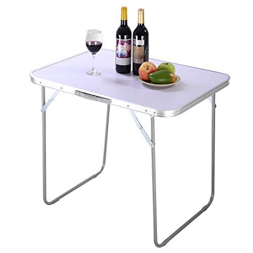 Klapptisch-Campingtisch-Biertisch-Koffertisch-Esstisch-Tisch-klappbar-Gartentisch-Balkontisch-XS