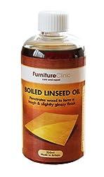 Boiled Linseed Oil - 17.0 Fl. Oz. (500ml)