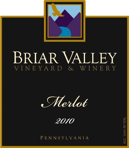 2009 Briar Valley Merlot 750 Ml