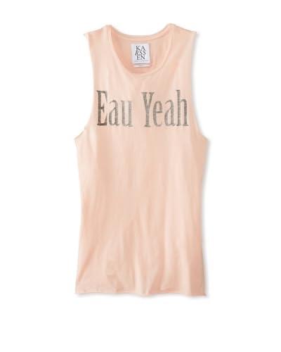 Zoe Karssen Women's Eau Yeah Muscle Tank
