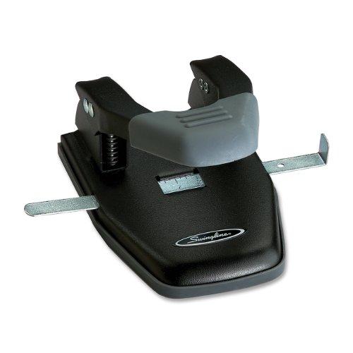 swingline-comfort-handle-2-hole-punch-50-easier-1-4-hole-size-28-sheets-a7074050