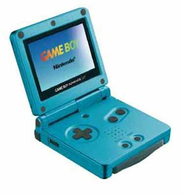 Game Boy Advance SP Pearl Blue [Game Boy Advance] (Gameboy Advance Sp 101 Screen compare prices)
