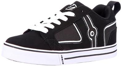 Heelys Helix, Chaussures de skate garçon - Noir (Black White), 42 EU (8 UK)