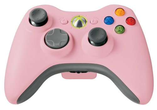 Wireless Controller: Pink DUPELICATE OF: B000V2SFMM