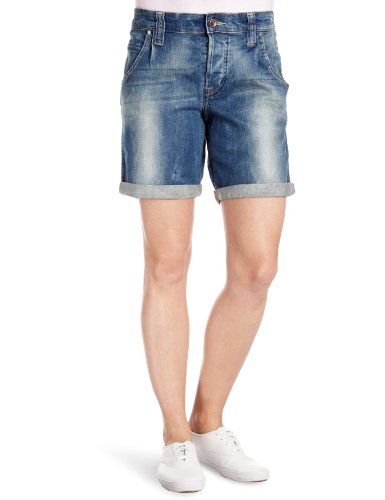Wrangler Jay Women's Shorts Nomad Blue W26 In