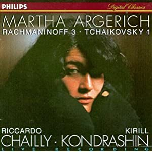 Rachmaninoff: Concerto No. 3 in D minor, Op. 30 / Tchaikovsky: Piano Concerto No. 1 in B flat minor, Op. 23