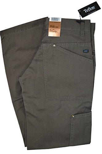 levis-657-girl-foundry-pant-pantalon-femme-teflon-chino-cargo-w26-l32-soit-34-36-neuf-w26-l32-marron