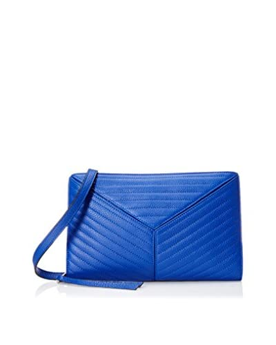 Linea Pelle Women's Gianna Cross-Body, Cobalt