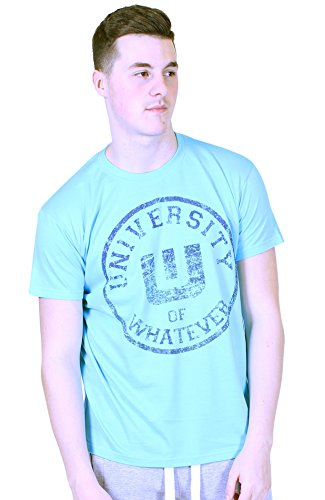university-of-whatever-varsity-mens-t-shirts-comfy-casual-fit-ocean-l-cv3001
