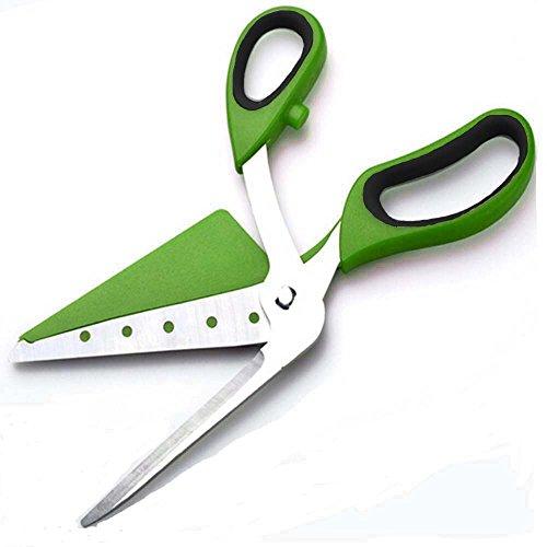Pizza Scissors/cutter, Green