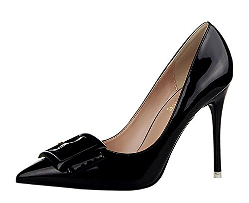 yinggaisbn-shoes-ladies-womens-leather-pointy-toe-stiletto-high-heel-dress-pumps-shoes-with-buckle-d