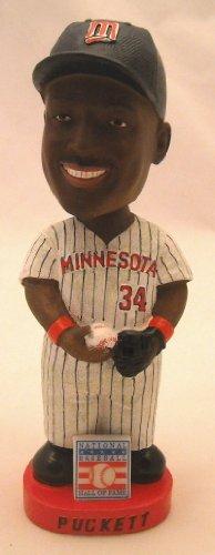 2002 Kirby Puckett Minnesota Twins St Bobblehead (Season Ticket Holders Only) front-613971