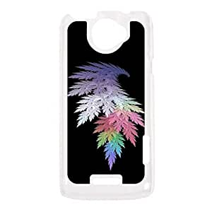 a AND b Designer Printed Mobile Back Cover / Back Case For HTC One x (HTC_One_X_1591)