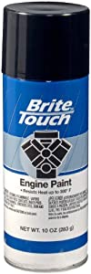 Brite Touch BT26 Black Engine Paint Universal - 10 oz.