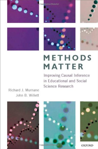 Methods Matter: Improving Causal Inference in Educational and...