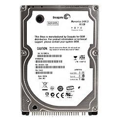 SEAGATE MOMENTUS 5400.3 - HARD DRIVE - 80GB - INTERNAL - 2.5IN - ULTRA ATA/
