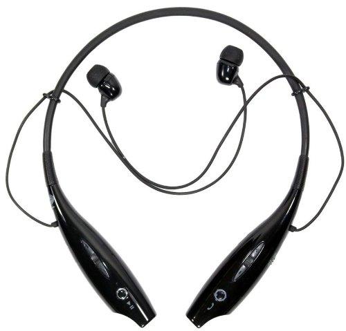 Lg Tone+ Hbs-730 Wireless Bluetooth Universal Stereo Headset Hbs730 Black Silver