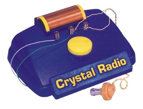Crystal Radio Experiment Kit,