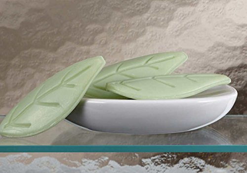 White Tea Soap: Westin Hotels Leaf Shaped Soap. Set of 5. (Westin Hotel compare prices)