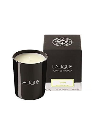 Lalique Yuzu 6.7-Oz. Candle, Black