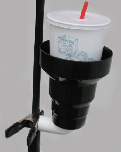 Microphone Stand Cup Holder: The Kazekup Ultimate Mic Stand Cup Holder Easily Clips On To Any Microphone Stand In Seconds Creating The Perfect Spill Proof Microphone Stand Drink Holder.