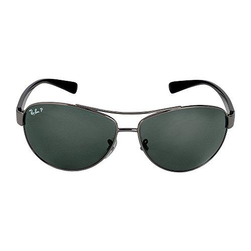 ray-ban-sunglasses-gunmetal-polar-green
