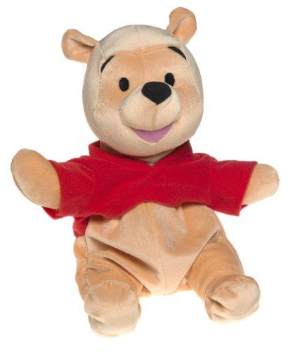 Winnie The Pooh - Plush - Disney's Soft 'n Silly Pooh