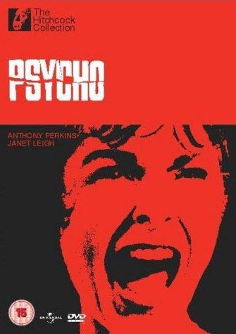 Psycho (1960) [DVD]