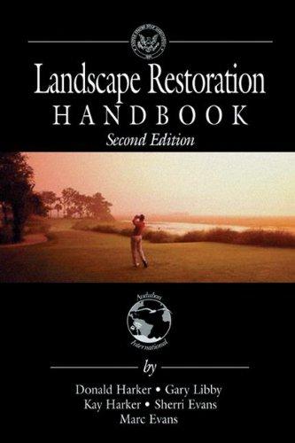 Landscape Restoration Handbook, Second Edition