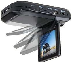 GSK ドライブレコーダー 【12V~24V車対応タイプ】 常時録画 赤外線ライト4灯搭載 ショートサイズ取付アーム 暗視ドライブレコーダー
