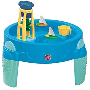 Click to buy Step2 Water Wheel Activity Play Table from Amazon!