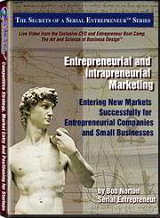Entrepreneurial and Intrapreneurial Marketing: Entering New Markets Successfully for Entrepreneurial Companies and Small Businesses (Company Business Dvd compare prices)
